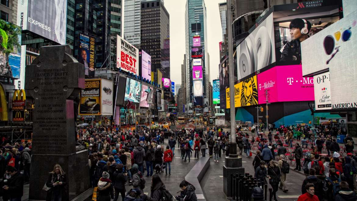 How does new york insurance influence the family prosperity of city residents?